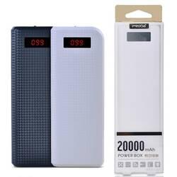 Портативный аккумулятор 20 тыс. mAh (под карбон)