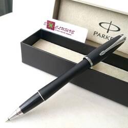 Ручка Parker, черная (матовая, изгиб)