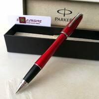 Ручка Parker, красная (глянцевая)
