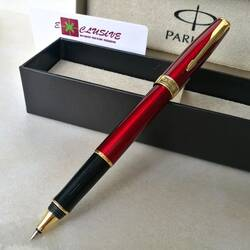 Ручка Parker, Sonnet, красная (глянцевая)