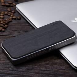 Портативный аккумулятор 8 тыс. mAh (металл, под кожу)