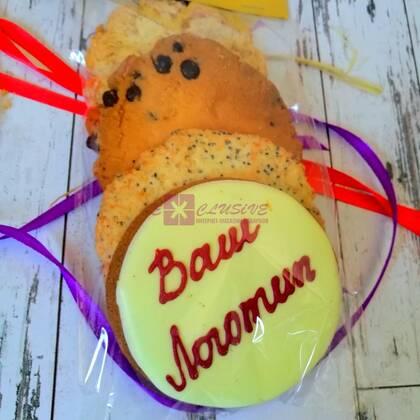 Пряник с вашим лого и печенья