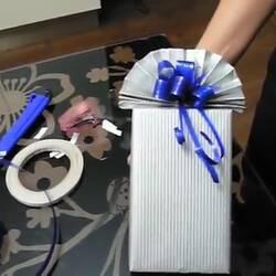 Как оригинально упаковать подарок?