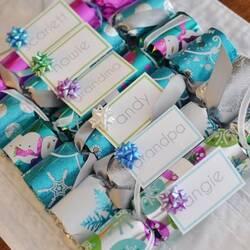 Упаковка подарка - конфета