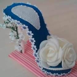 Оригинальная туфелька покорит любую женщину
