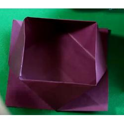 Простая коробочка для небольшого подарка своими руками