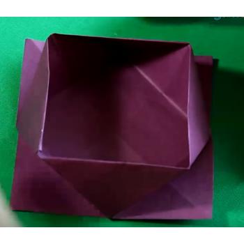 Небольшая коробочка своими руками