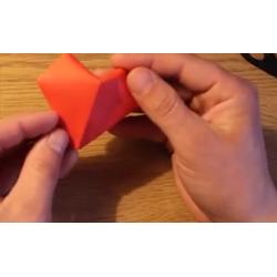 Объемное сердце: лучшее выражение ваших чувств, оригинальная валентинка