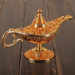 Лампа Алладина (золотая)