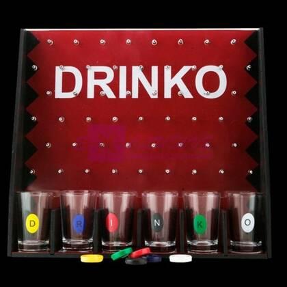 """Игра """"DRINKO"""""""