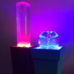 Эксклюзивный фонтан с водоворотом