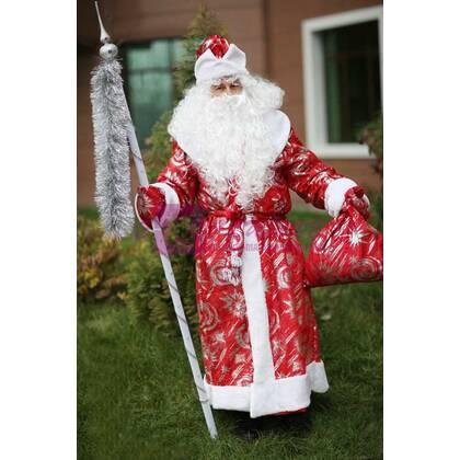 Костюм Деда Мороза (утепленный подклад)