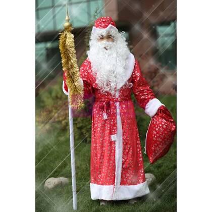 Костюм Деда Мороза (облегченный подклад)