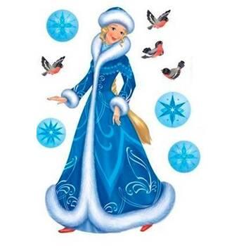 Выбор и покупка костюма снегурочки