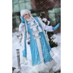 Костюм Снегурочки 3