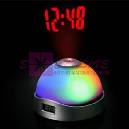 Проектор-будильник