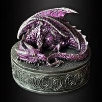 Шкатулка Дракон