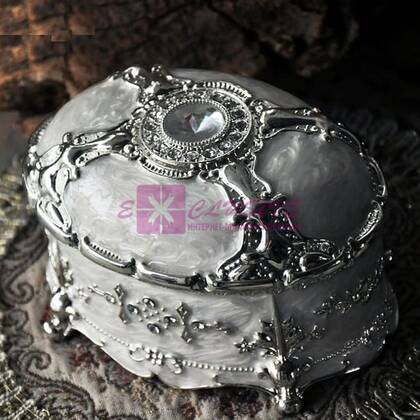 Шкатулка для украшений Королева